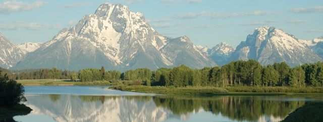oxbow bend overlook - Tetons