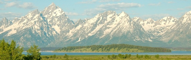 teton range - one of many great outdoor destinations