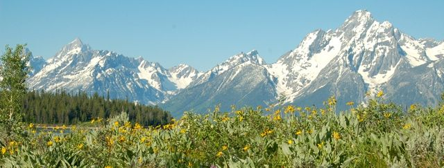 The Teton Range