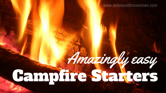 easy campfire starters