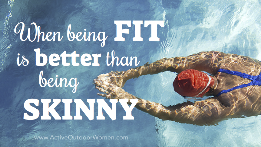 being fit is better than being skinny