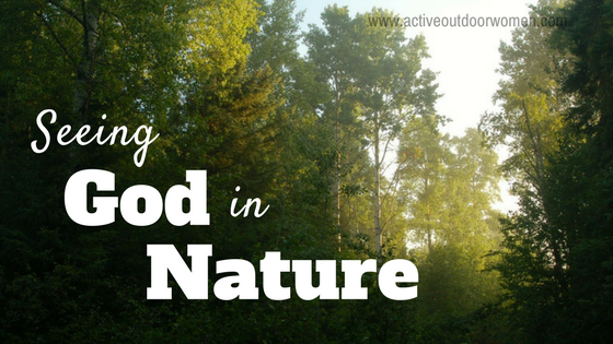 seeing god in nature