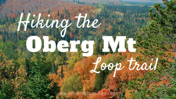 hike oberg mountain