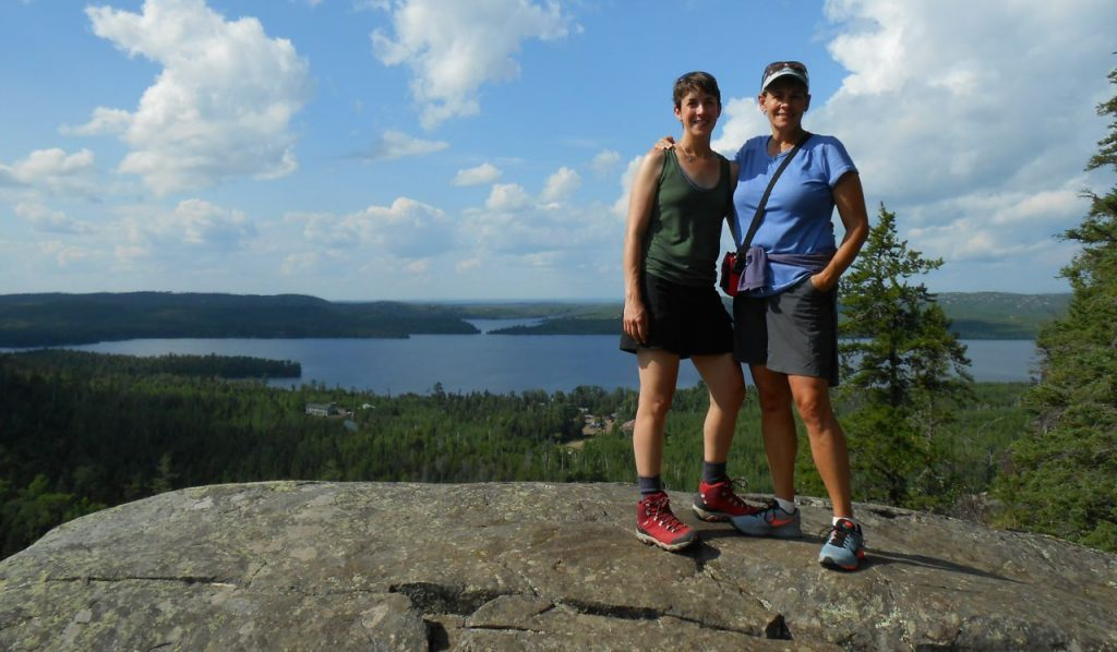 gunflint high cliffs overlook