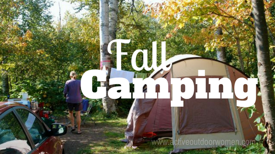 fall camping what to know