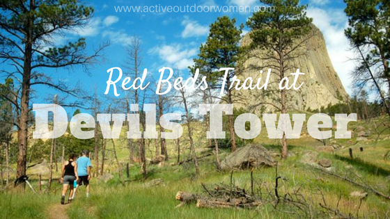 devils tower red beds trail