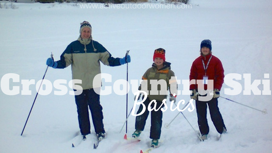 cross country ski basics