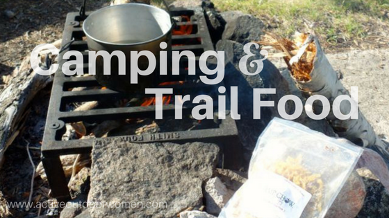 camping and trail food