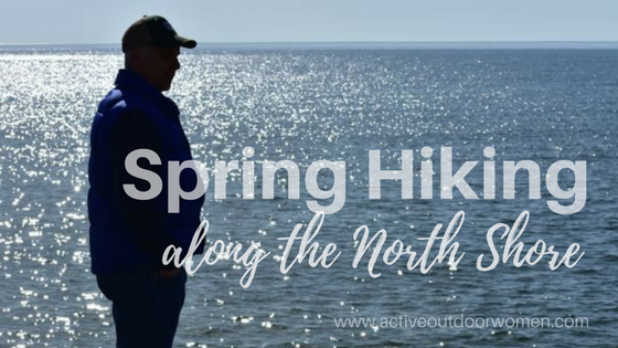 spring hiking north shore