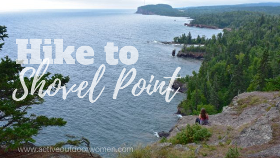 Hike to Shovel Point