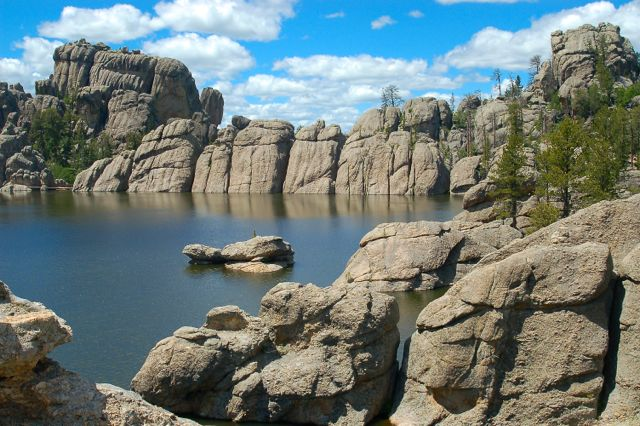 sylvan lake black hills