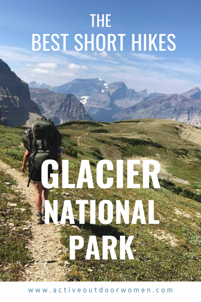 best short hikes in glacier national park