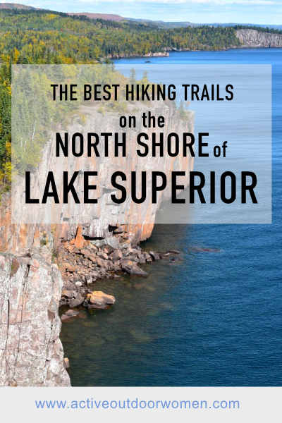The best hiking trails north shore lake superior