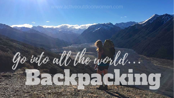 go into all the world backpacking
