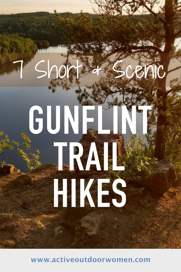 short & scenic gunflint trail hikes