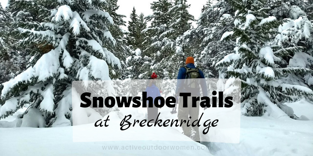 snowshoe trails breckenridge