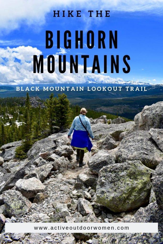 Hike the Bighorn Mountains: Black Mountain Lookout Trail