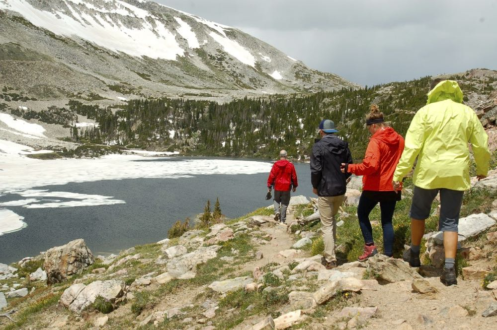 hike in little-known Snowy Range Mountains