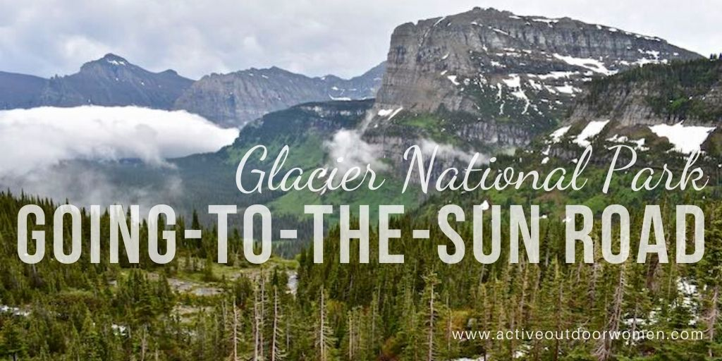 going to the sun road glacier