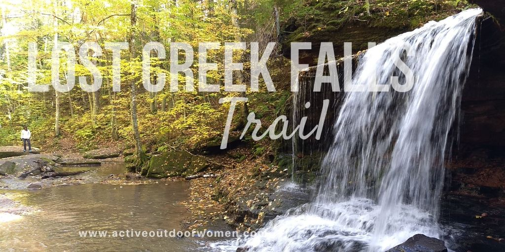 lost creek falls hiking trail