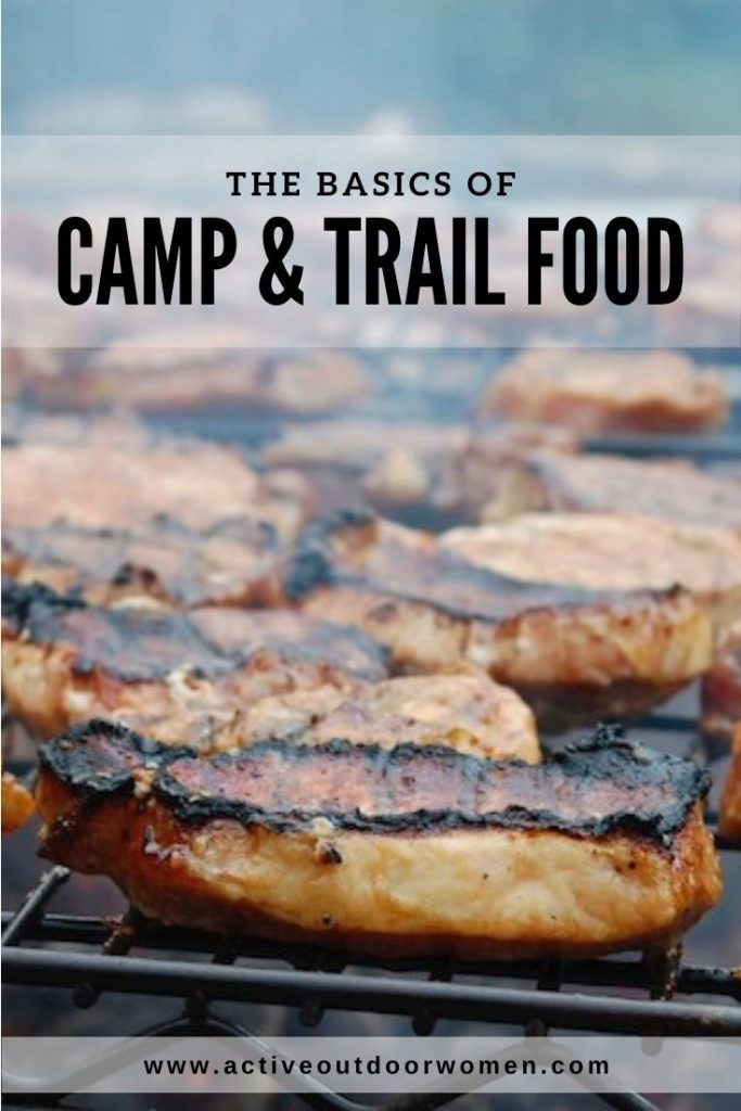 basics of camp & trail food