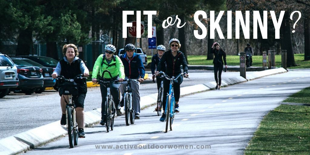 fit or skinny? bikers