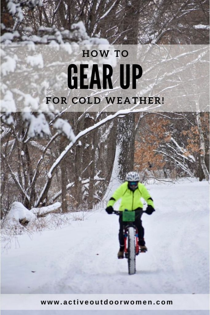 gear up for cold weather