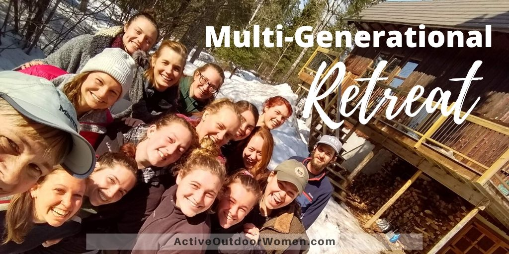 women's multi-generational retreat